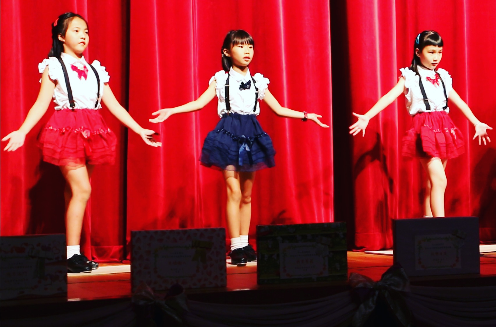 Kids Tap Dance Performance
