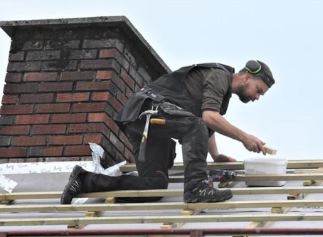 Derfor stortrives tømrer Steffen Haukedalen hos Profil-Montering
