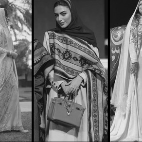 Top Fashion Looks from the Saudi Cup 2021