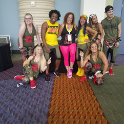 Zumba Convention Soca Explosion with Alessa Sissom