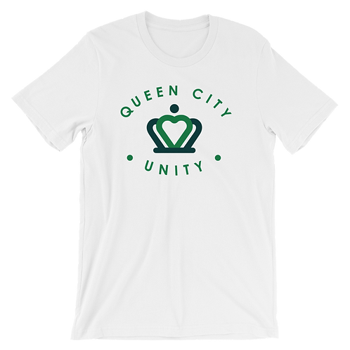 Queen City Uni-T (White)