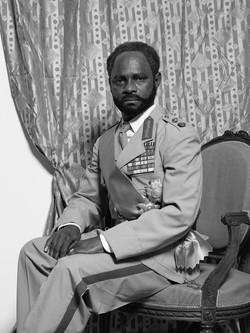 "Serie ""African Spirits"" - Phot. Samuel Fosso"