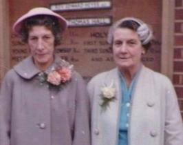 Clara Florence Mundy 1905-1963