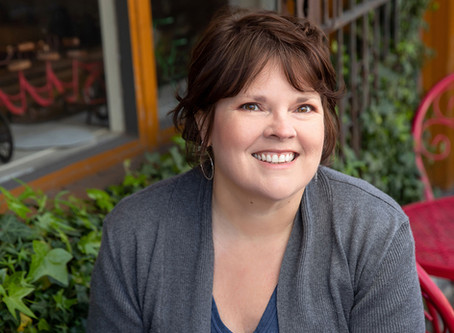 Atlanta small business interview with Leslie Brashear, owner and designer of Delightful Sites