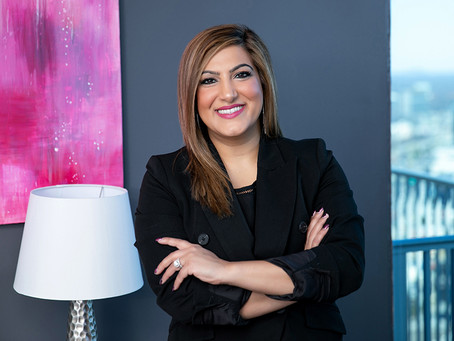 Atlanta small business interview with Sanah Chatterjee, Associate Broker at Palmer House Properties