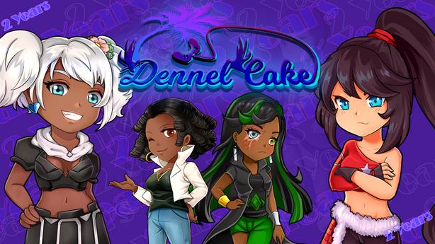 Dennel Cake 2 Year Anniversary!