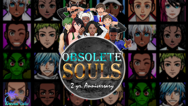Obsolete Souls™ is now available on Steam!