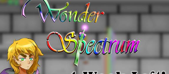 Last Week for Wonder Spectrum Playable Alpha!