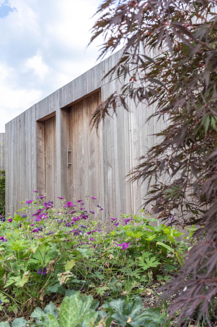 maatwerk bijgebouw tuinberging