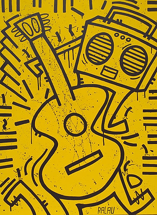 "Ralau ""Music life"""