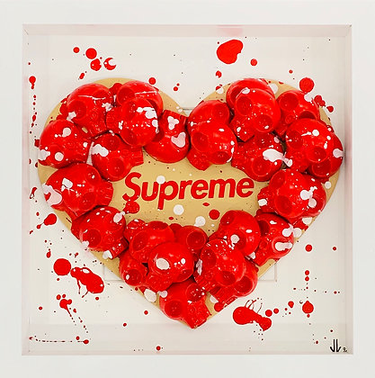 VL. «Heart skull suprême»