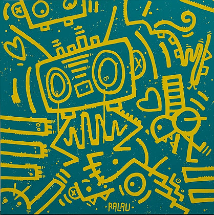 """Ralau """"Art of noise"""""""