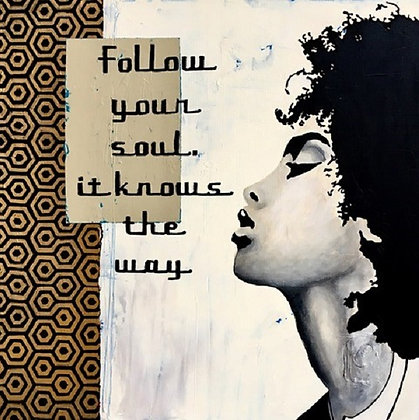 "Chrystelle Gouy ""Follow your soul"""