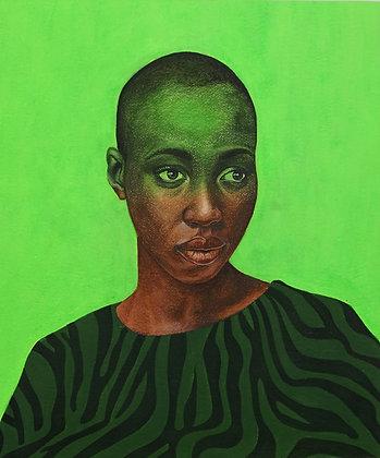 "Cannibal Malabar ""Green 02 Neon collection"""