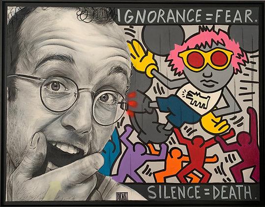 "Fabrice Prenat ""Keith silence ignorance"""