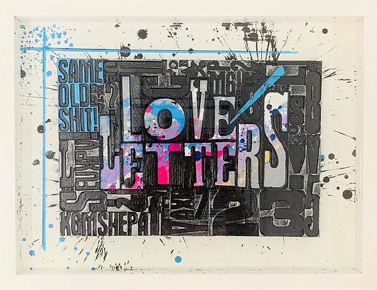 KGM Shepa «Love letters»
