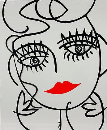 """Muriel Matt """"Woman 15"""""""