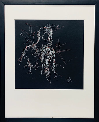 Sébastien Allart «Buste d'homme»