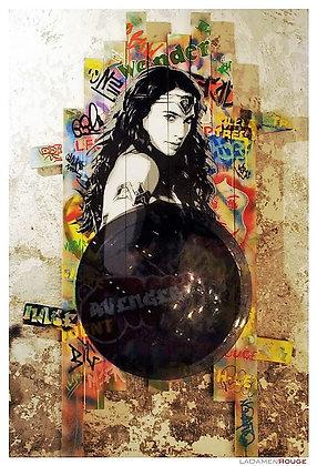 "Ladamenrouge ""Wonder Woman"""