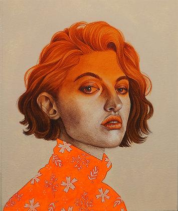 "Cannibal Malabar ""Orange 02 Neon collection"""