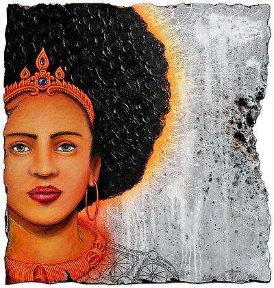 "Noé Roussel ""Afro Frida"""