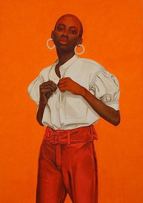 "Cannibal Malabar ""Orange 01 Neon collection"""