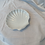 Thumbnail: WHITE SHELL COASTER
