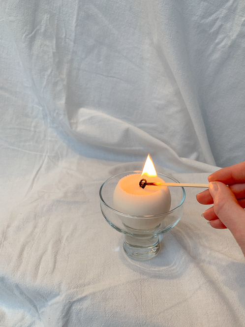 COUPE CANDLE HOLDER