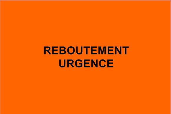 Reboutement Urgence