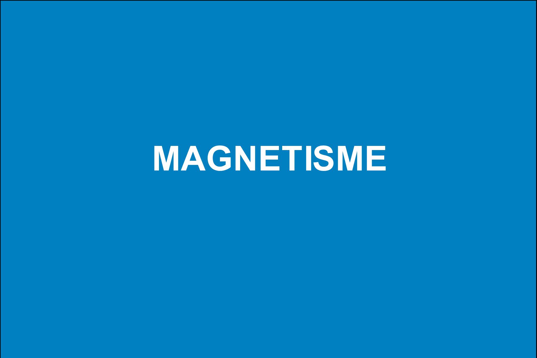 MAGNETISME CURATIF Pack 4 séances