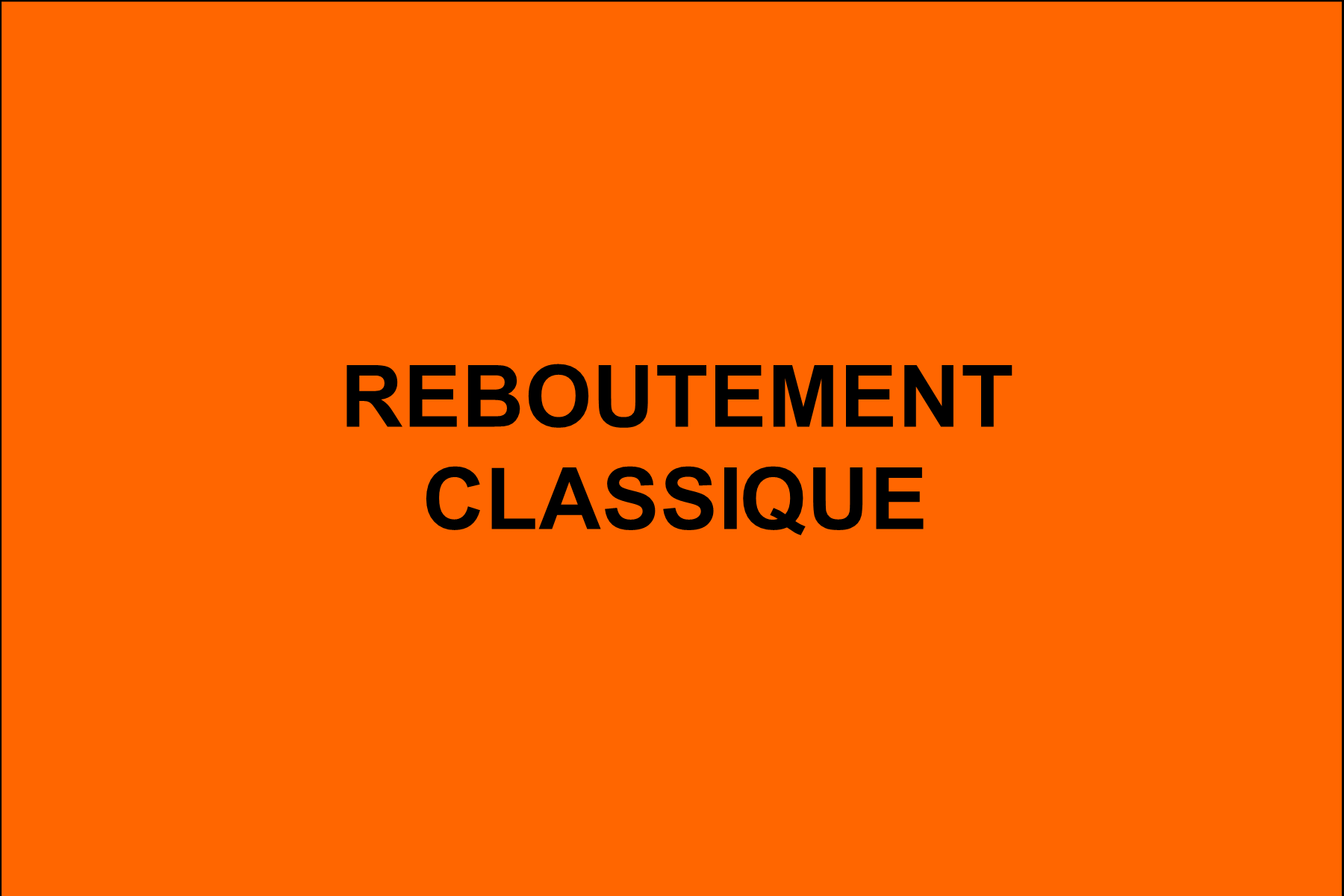 REBOUTEMENT SOIN NEURO MUSCULAIRE