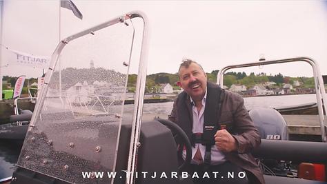Sjå når Fitjarbuen handlar båt!