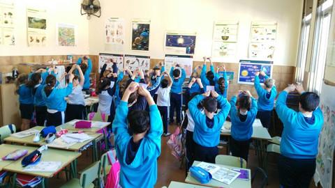 Día Mundial del Autismo en el Colegio
