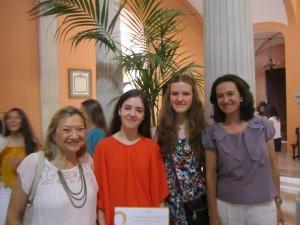 Premio a la Trayectoria Académica y Personal