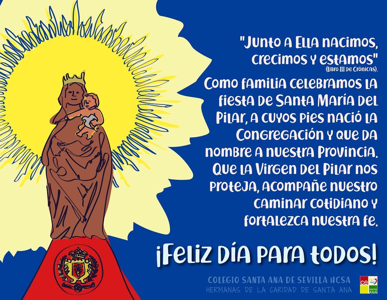 Virgen del Pilar 2020-2021