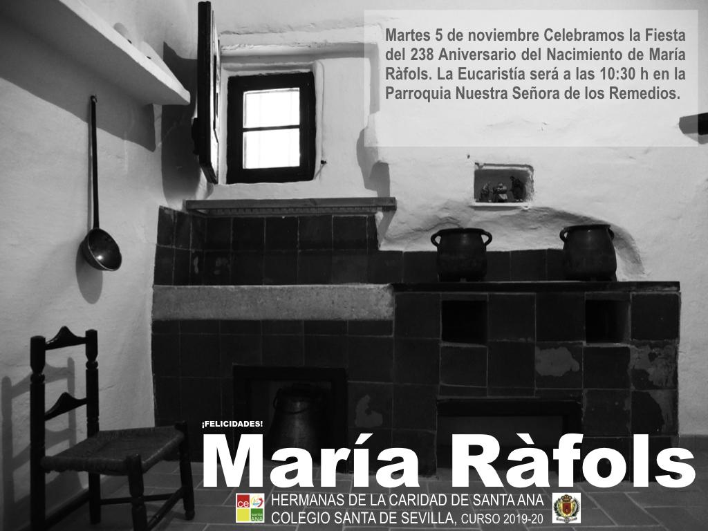 María Ràfols 2019