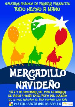 Mercadillo navideño 2017-18