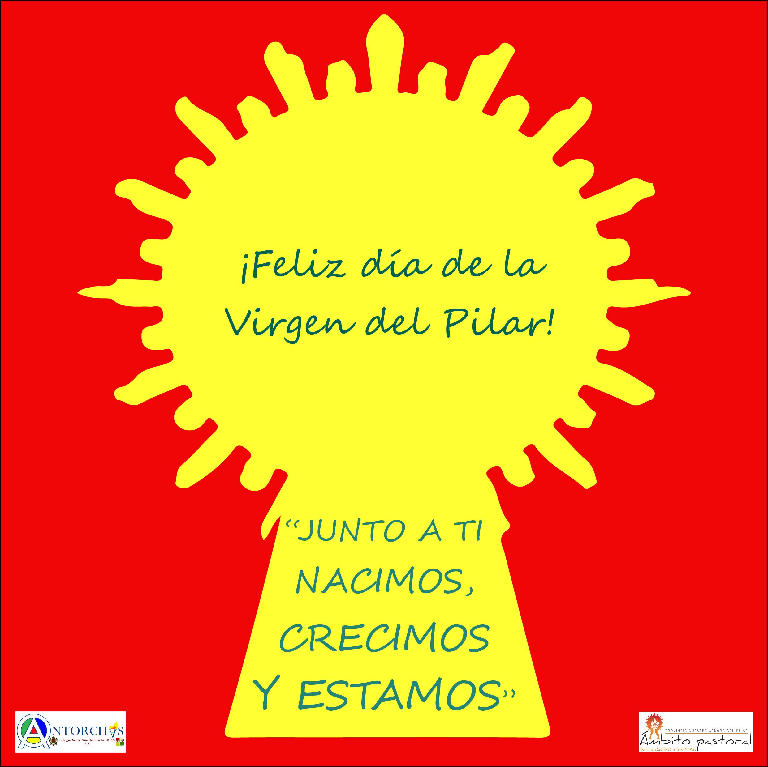Virgen del Pilar 2019