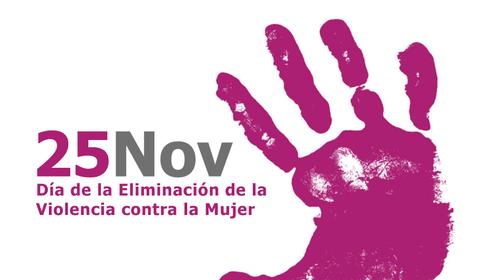 El Colegio se suma al Día Internacional de Eliminación de la Violencia contra las Mujeres