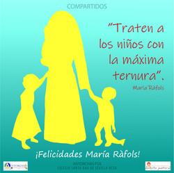 Vida María Ràfols