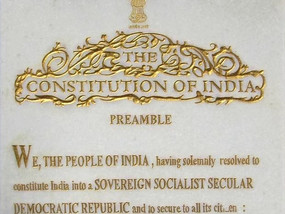 A Critical Analysis of the Petition challenging 'Socialist' and 'Secular' in the Preamble