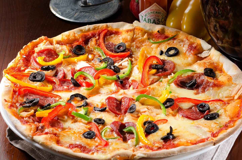 Tim Wong Food Photo Pizza 003
