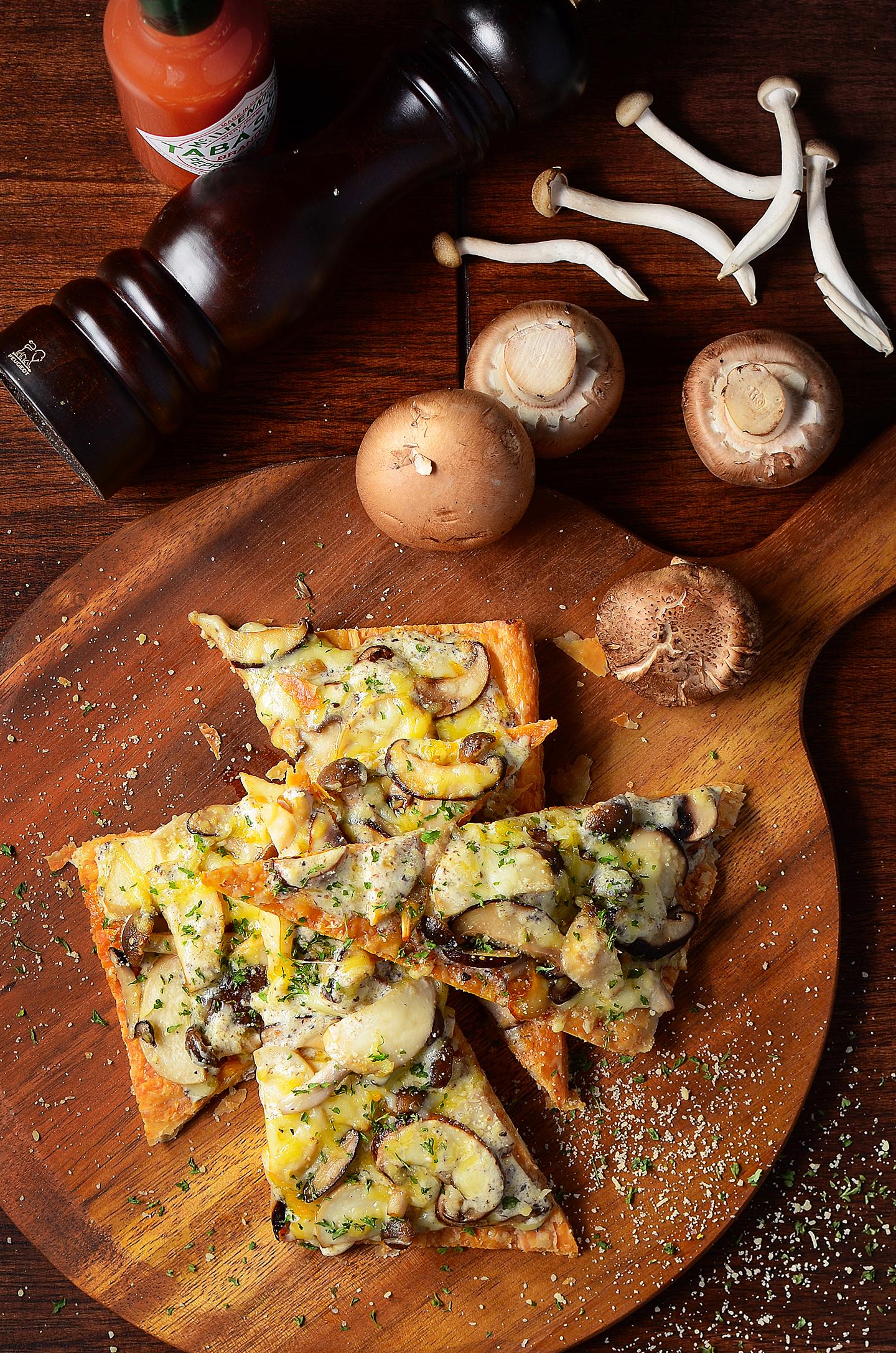 Tim Wong Food Photo Pizza 006