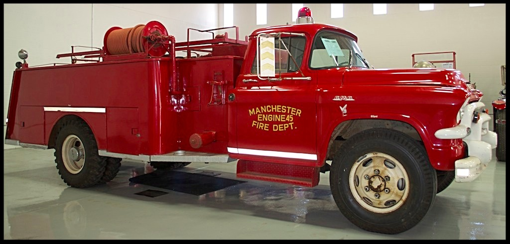 1956 GMC Pumper