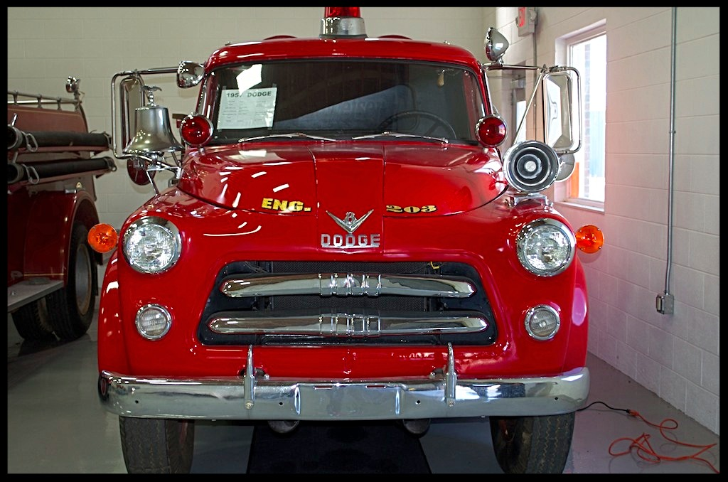 1957 Dodge Howe Pumper