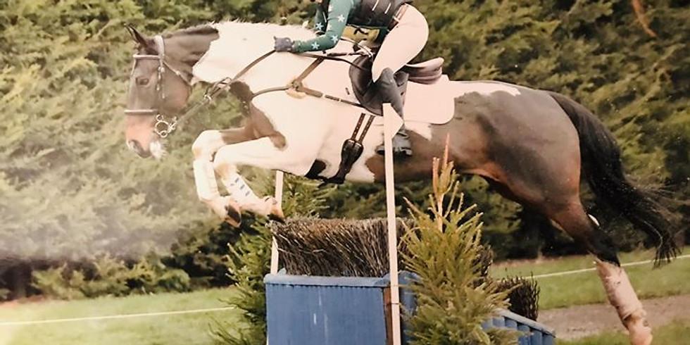 Natural Biomechanics for Equestrian Sports