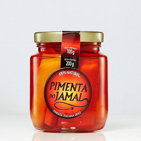 Conserva de Pimenta Italiana Doce