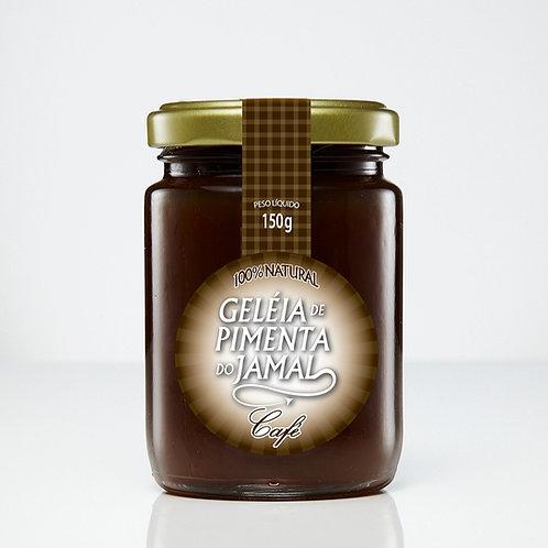 Geleia de Café com Pimenta