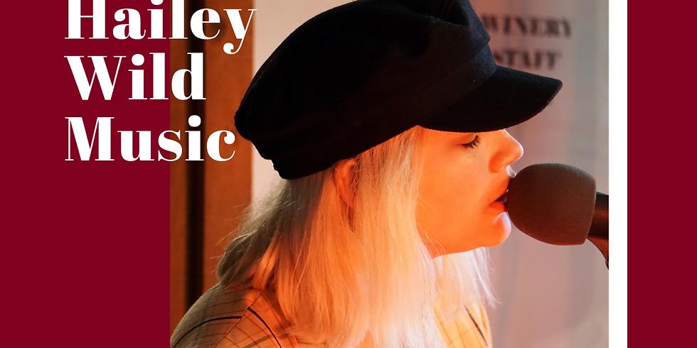 Hailey Wild Music on the Patio
