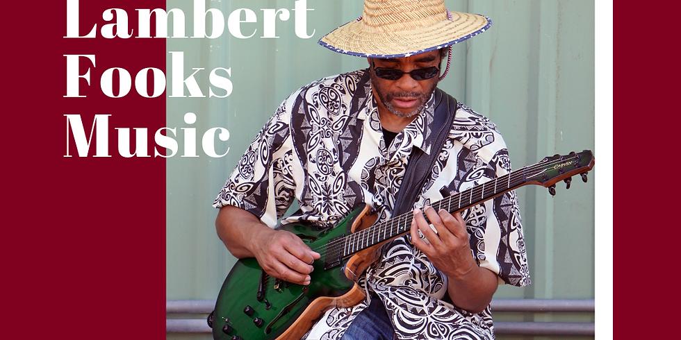 Live Jazz with Lambert Fooks